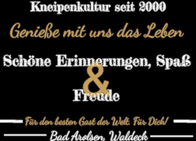 Berlinchen Die Kneipe Mit Programm In Bad Arolsen